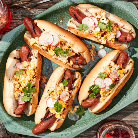 Dress Up Hot Dogs With This Delicious Mexican Topping