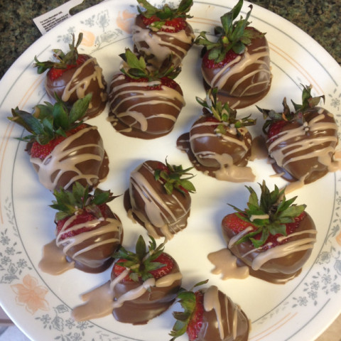 Easy Chocolate Covered Strawberries No Double Boiler