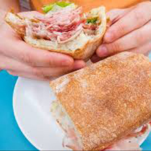 Easy Make Sandwich