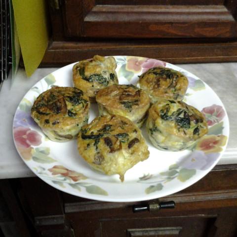 Easy, portable egg bake