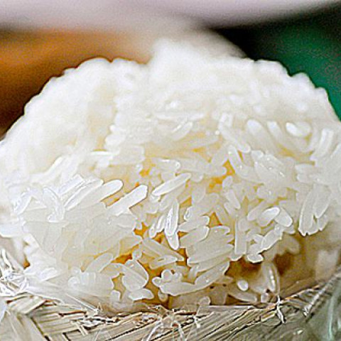Easy Thai Coconut Rice