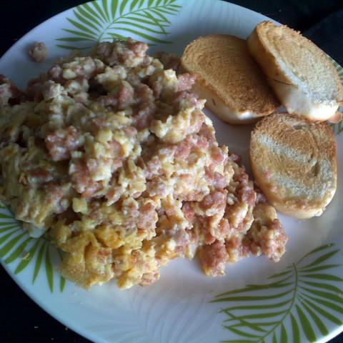 Eggs (For Hotdog & Eggs Lovers)
