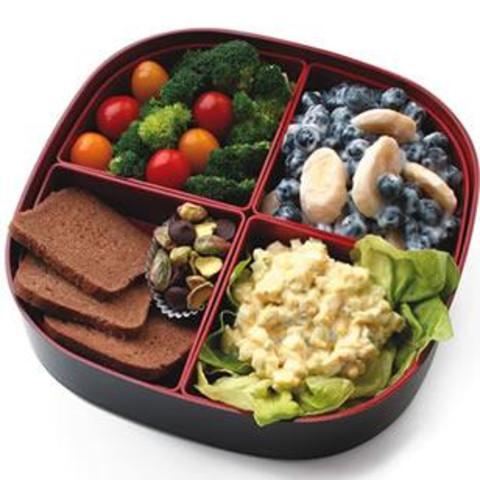 Egg Salad Bento Lunch
