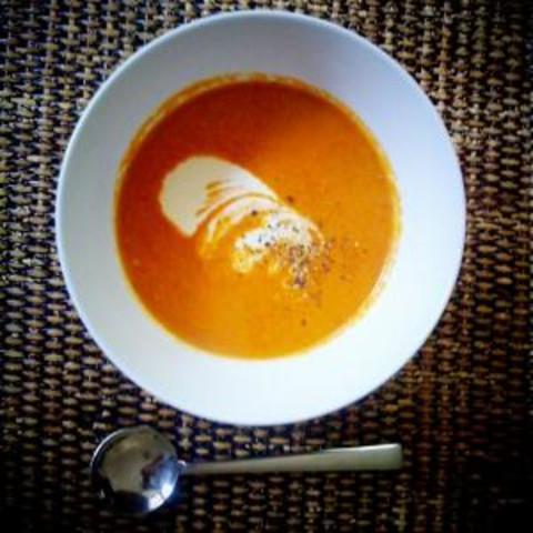 El Torito Grill Fire-Roasted Tomato Soup