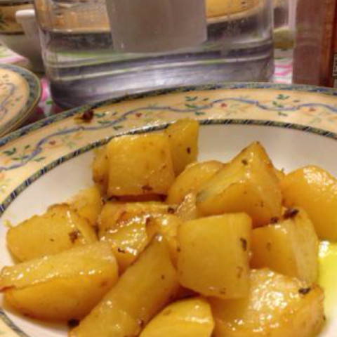Ellinikos Lemoni Patatas