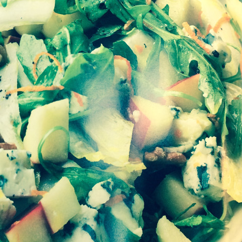 Endive, Orange, and Roquefort Salad