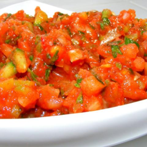 Ezme Recipe - Spicy Antep Ezmesi