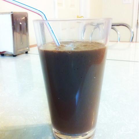 Fake Shake - Healthier Milk Shake