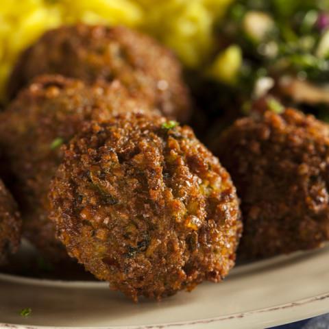 Falafel, Vegetarian Style