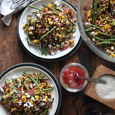 Farewell to Summer Salad