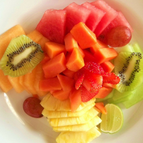 Fast Fruit Plate