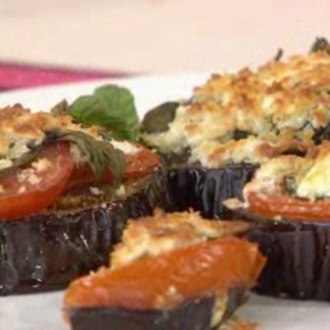 Fastest eggplant parm