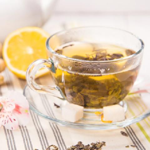 Fat Melting Green Tea Drink Recipe
