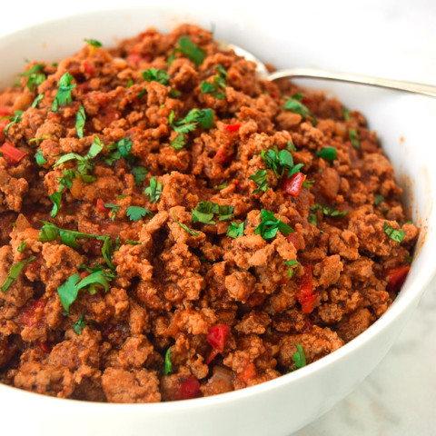 Favorite Instant Pot Taco Meat (Whole30 Paleo Keto)