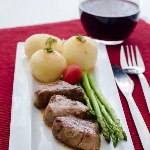 Filet of Beef Tenderloin Marinade