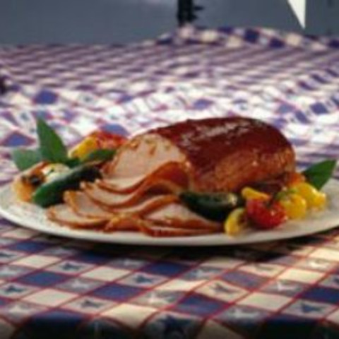 Firecracker Barbecue Pork