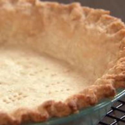 Flaky Cream-Cheese Crust
