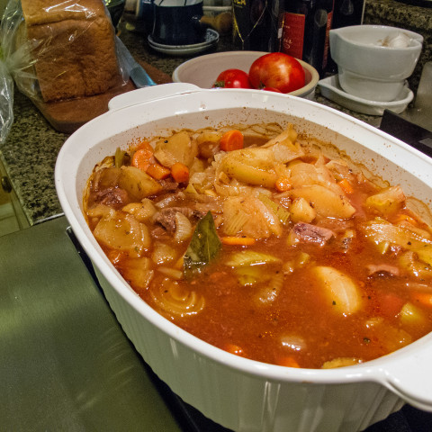 Four and a Half Hour Stew