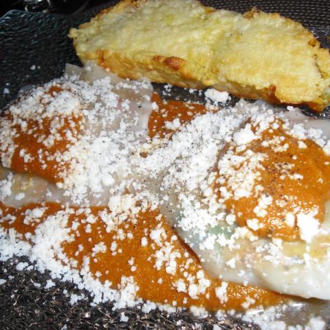 Four-Cheese Ravioli