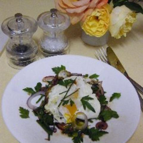 Fresh Egg Breakfast