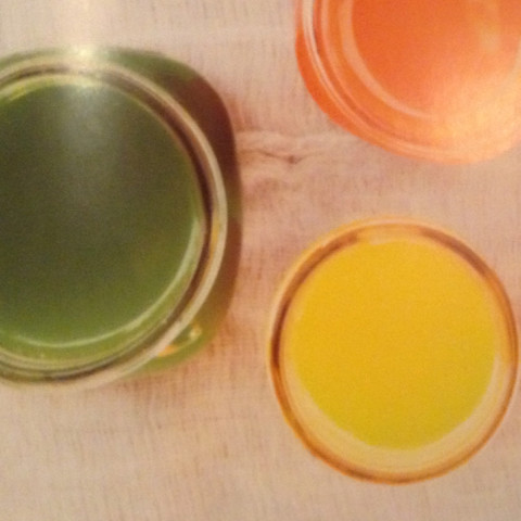 Fresh Fennel juice