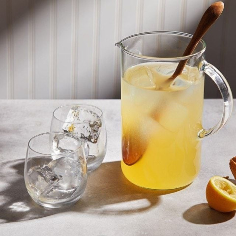 Fresh Lemon Syrup
