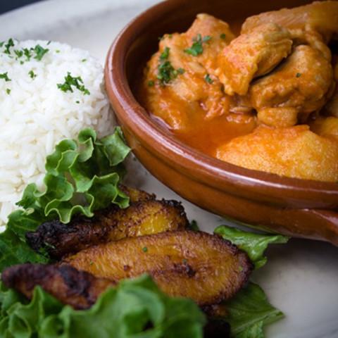 Fricase De Pollo (Cuban Chicken Stew)