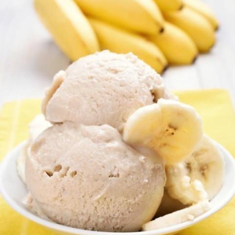 Frozen Banana Cream