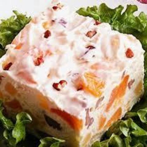 """Frozen Fruit Salad - """"cold Stuff"""""""