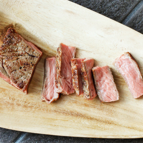 Frozen Seared Steak