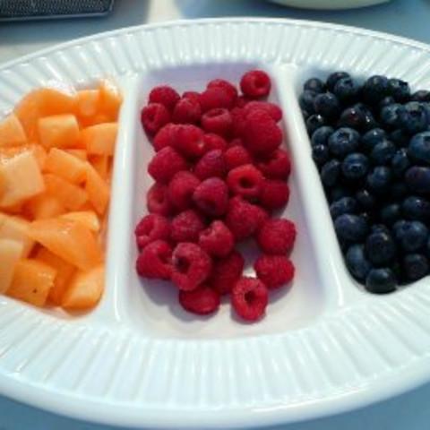Fruit Platter (brunch)