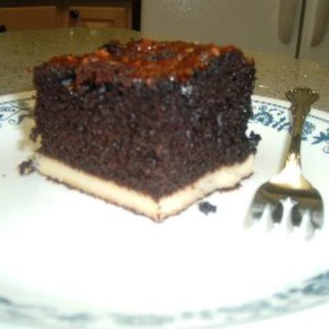 Fudge Ribbon Cake #3