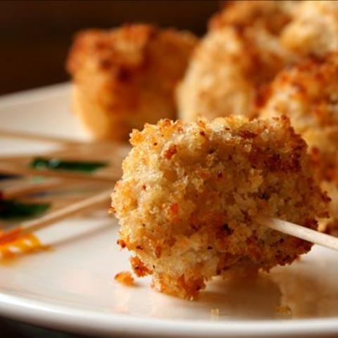 Garlic Chicken Bites
