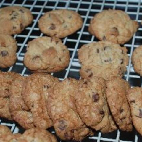 George's Chocolate Chip Cookies