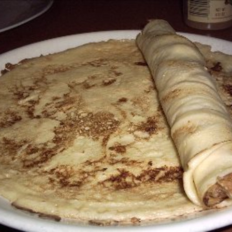 German Filled Pancakes