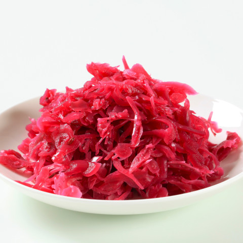 German Red Cabbage with Apples