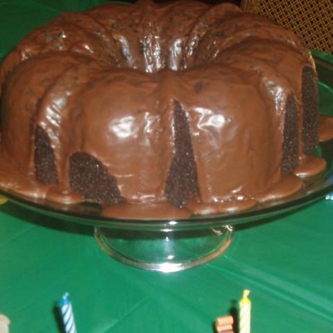 Gigi's Chocolate Cake