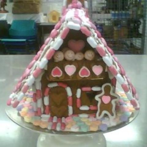 gingerbread house frosting. Black Bedroom Furniture Sets. Home Design Ideas