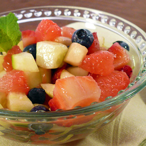 Ginormous Fruit Salad Surprise