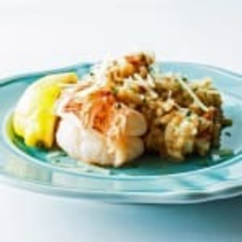 Gordon Ramsey Hell's Kitchen Lobster Risotto Recipe