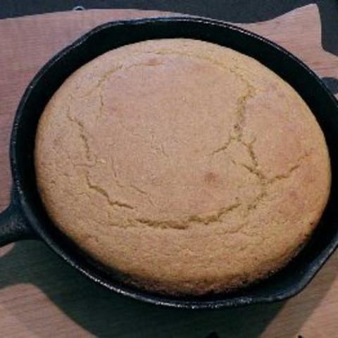 Grammaws Black-skillet Cornbread