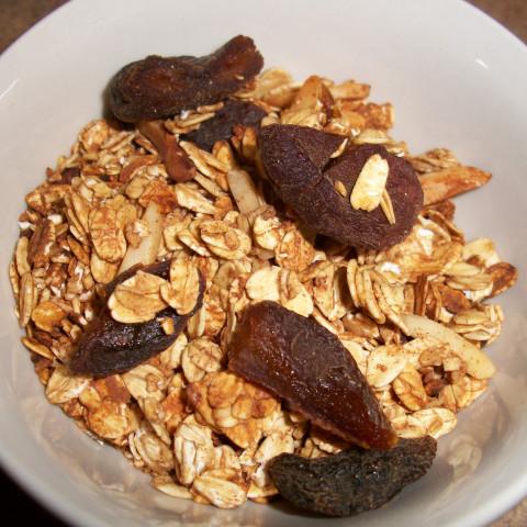 Granola--Fat Free Ovo