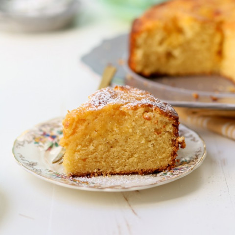 Grapefruit Curd Grapefruit Cake