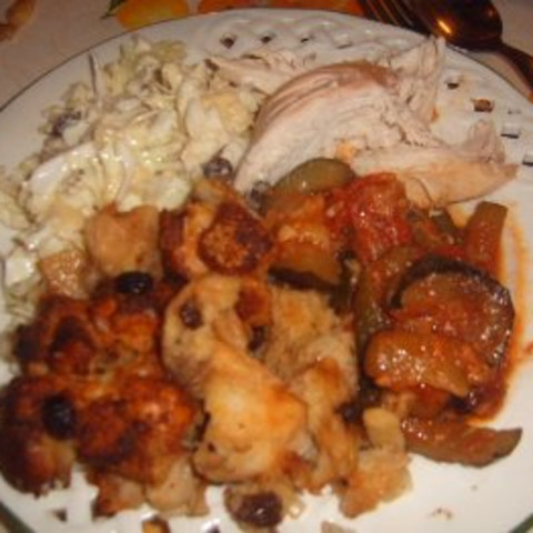 Great Apple Stuffing