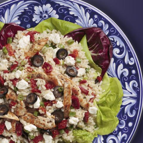Greek Athenian Salad