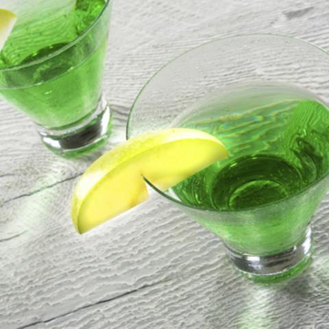 Green Apple Martini - Appletini