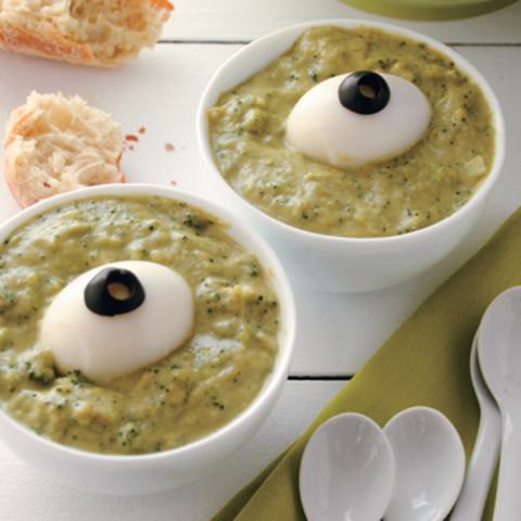 Green Gruel with Eyeballs
