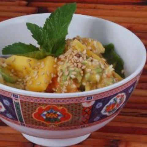 Green Mango Salad