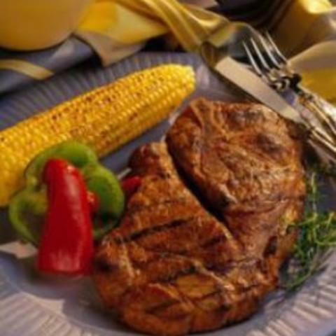 recipe: pork steak recipes grill [24]