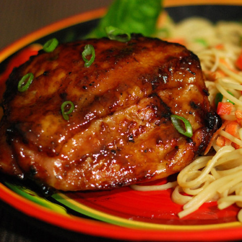 Grilled Thai High Thighs